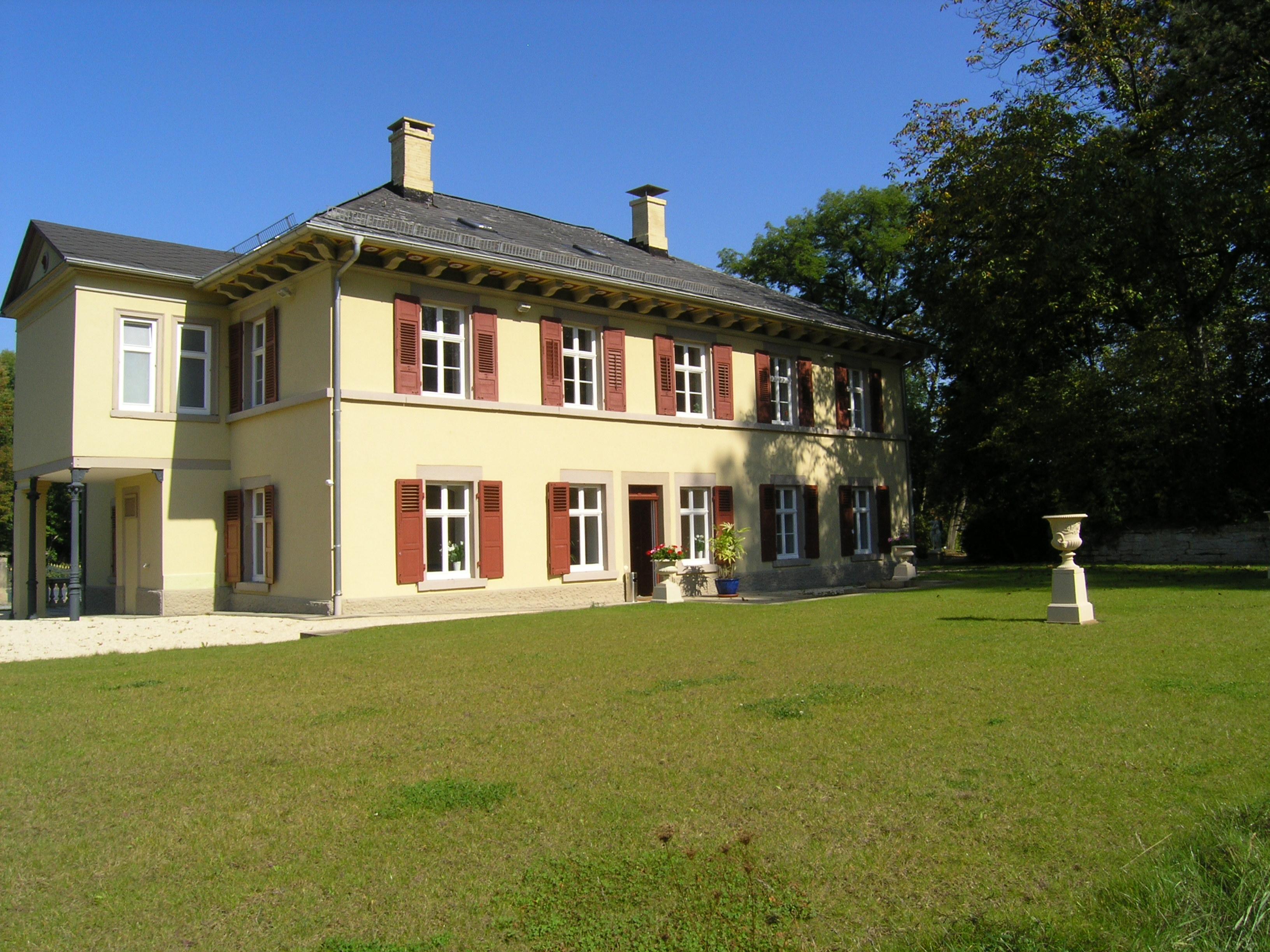 Die Villa Marienwahl
